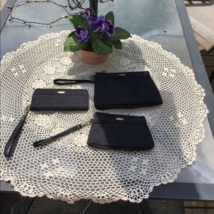 TRAVELON NWOT Wallet and Makeup bags